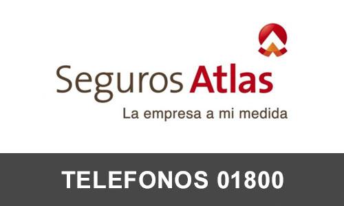 Seguros Atlas telefono atención al cliente