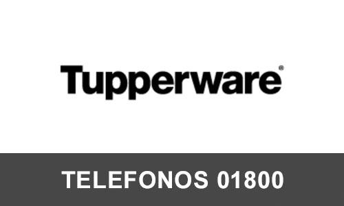 Tupperware telefono atención al cliente
