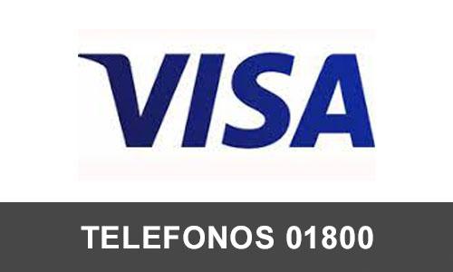Visa Mexico telefono atención al cliente