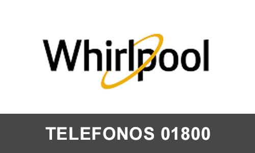 Whirlpool telefono atención al cliente
