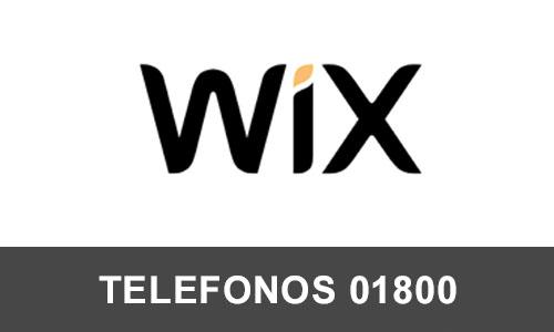 Wix telefono atención al cliente